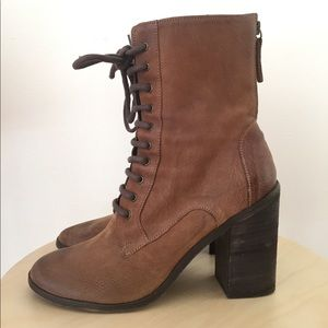 Boutique 9 brown leather boots